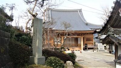 十輪寺本堂