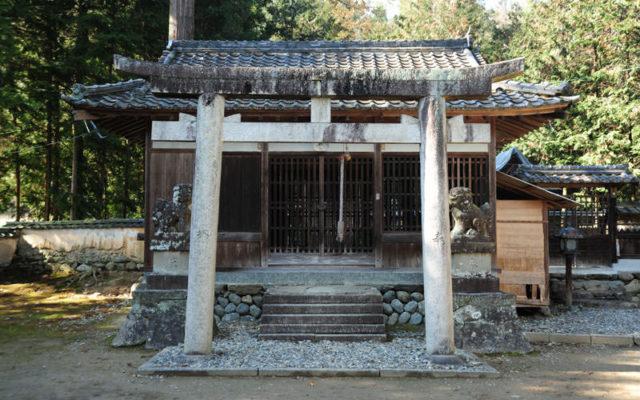 阿陀比売神社