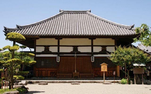 飛鳥寺本堂