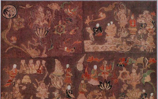 天寿国繍帳