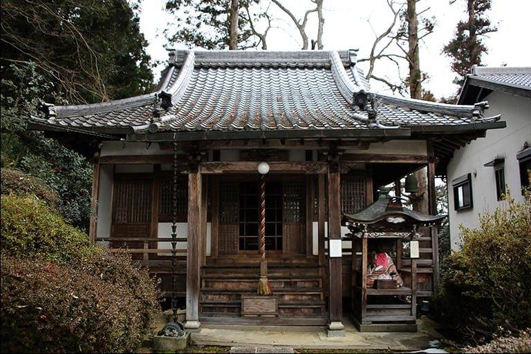 大願寺本堂