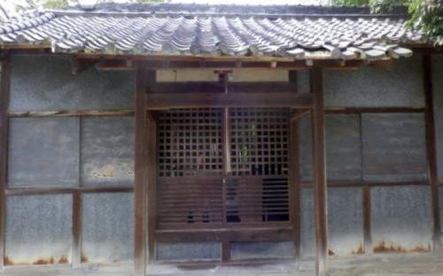 広峰神社拝殿