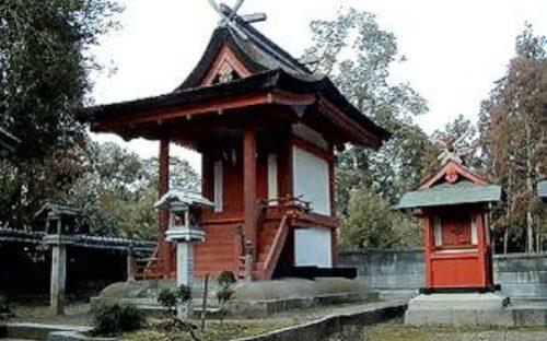 糸井神社本殿