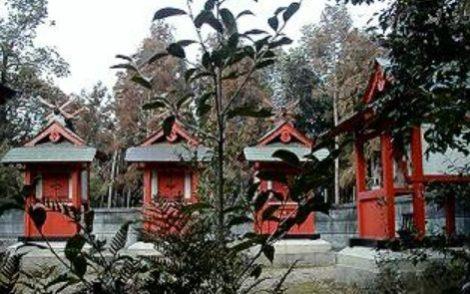 糸井神社境内摂社