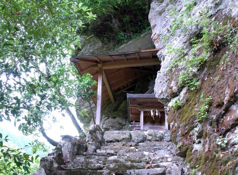 浄見原神社社殿