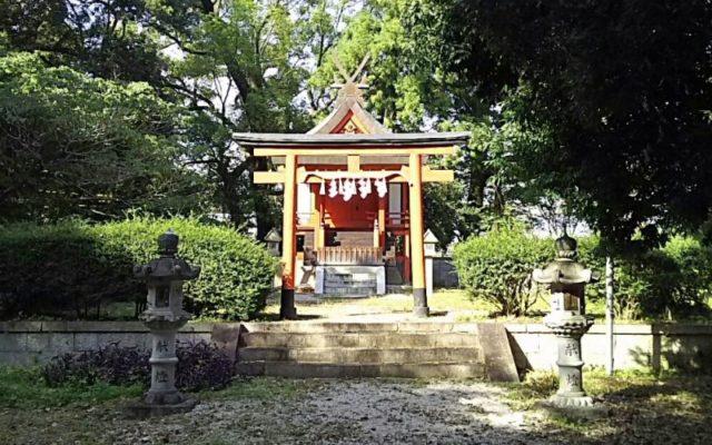 小杜神社社殿