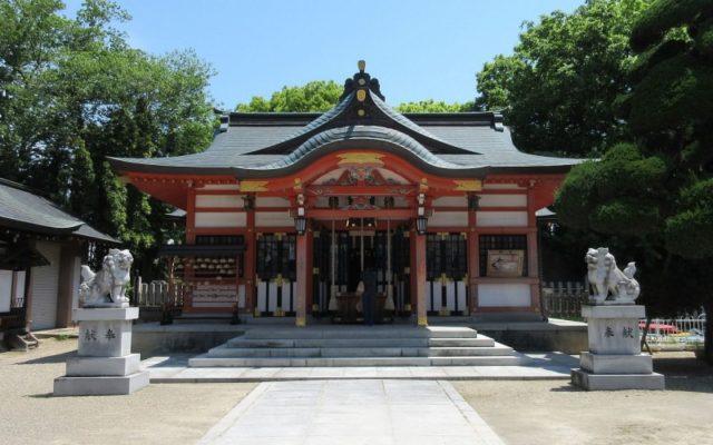竜王宮拝殿