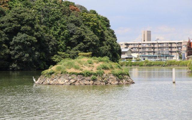 湟内陪冢(伝田道間守墓)